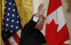 막가는 트럼프 '캐나다와의 무역전쟁, 겁 안난다'(종합)