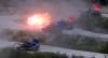 [포토] 불 뿜는 주한미군 M1 전차