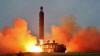 北 탄도미사일 발사 3번째 실패…고체엔진 개량 작업 이상?