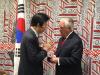 한미일, 강력한 대북 압박 공조 다져…'中 건설적 역할 확보 방안 협의'