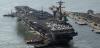 北, 또 미사일 도발…해군, 美 칼빈슨함과 연합훈련 돌입