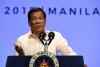 두테르테 필리핀 대통령 '美·北, 한반도 전쟁 위협 자제해야' 촉구