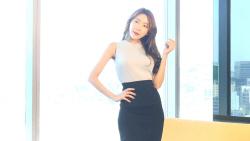 레이싱 모델 정주희 인터뷰