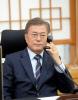 文대통령, 故김초원씨 아버지와 통화 '우리가 감사받을 일 아냐'