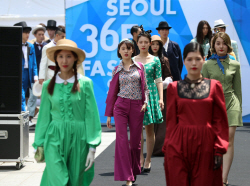 [포토]'패션 역사를 걷다'