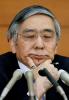 """日銀총재 """"낮은 자연이자율이 중앙은행 정책결정 어렵게 해"""""""