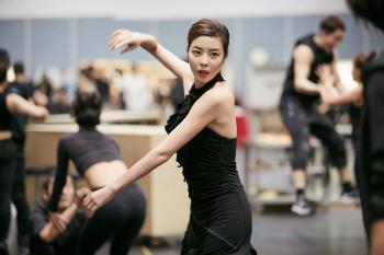 뮤지컬 데뷔 김규리 4년 만..