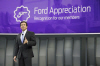 '실적 부진 끝 사임' 마크 필즈 포드 CEO, 퇴직금·스톡옵션은 643억