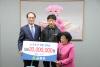 금복장학재단, 학생 100여명에 장학금 3천만 원 전달