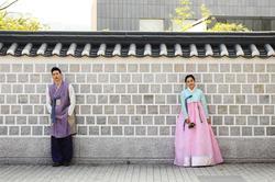 [트렌드in 패션] 2017 결혼식 한복 스타일…'화..
