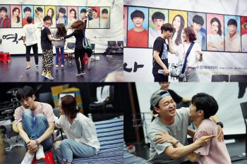 '찌질의 역사' 연습장면 보..