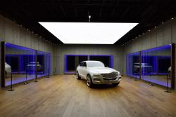 제네시스, 브랜드 첫 SUV 'GV80' 디자인 공개 쇼케이스 개최...