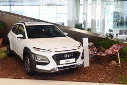 국산 소형 SUV 시장의 경쟁 '티볼리, 트랙스 그리고 코나'...