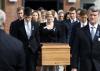 '억울한 죽음' 웜비어 장례식, 수천명 발걸음