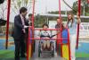 조수미가 기증한 '휠체어 그네'…놀이터에서 쫓겨난 이유는?