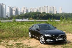 볼보 S90 D4 시승기 - 수입 디젤 세단 시장의 기조를 바꿀 존재...