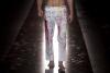 [포토]바르셀로나 패션위크, `바지에 웬 낙서?`