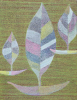 [e갤러리] 방랑화가의 산수몽 싣고…한생곤 '나뭇잎 배'