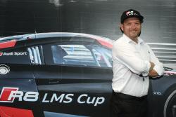 아우디 스포트 커스터머 레이싱 아시아 마틴 쿨 총괄 '아우디 GT4 시리즈 론칭할 것......