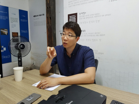 [주막특공대의 酒첩]②끈기가 만든 김기환 대표의 단칸방 신화