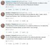 '열받은' 트럼프, 새벽 2시간 동안 10건 '폭풍트윗'