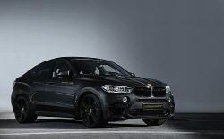 만하트, BMW X6를 700마력으로 튜닝한 `M...
