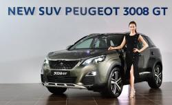 고성능 SUV '뉴 푸조 3008 GT' 출시…4990만원