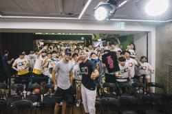 [포토]'한국 팬과 만난 스테판 커리-세스 커리'