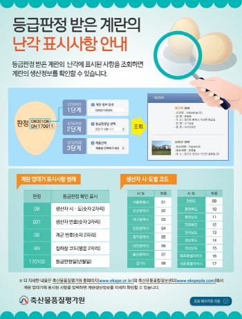 살충제 계란 번호, 직접 확인해보자..축산물품질평가원 홈페이지 접속 폭주