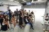 [포토] [핸즈 페스티벌 4전] 엑스타 118d 원 메이크 레이스를 지켜보는 MSS 팀원들