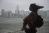 태풍 하토 홍콩·마카오·남중국 강타..12명 사망