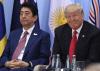 """일본 언론 """"트럼프, 아베에 '문재인 대통령 거지같다'며 원색 비난""""(종합)"""