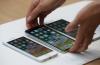 [포토] 아이폰8·8플러스 사이에 놓인 `아이폰X`