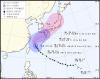 태풍 탈림, 경로 또 틀었다..中동부 거쳐 일본으로