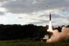 [영상]北탄도미사일 도발에...軍, 현무Ⅱ 탄도미사일로 맞대응