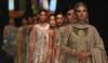 파키스탄 패션위크 '전통미'