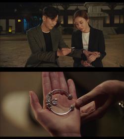 [패션in 드라마] '명불허전' 김아중, 선물 받은 ..