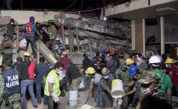 멕시코 강진에 40대 한인 교민 1명 사망