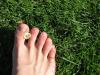 가을은 '제2의 심장'인 '발'의 수난시기