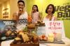 [포토]스무디킹, 계란·우유·버터 무첨가 '비건 베이커리' 출시