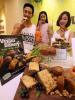 [포토]스무디킹, 업계최초 영국채식협회 인증받은 '비건 베이커리' 출시