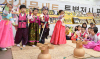 [포토]전통놀이 체험하는 어린이들