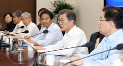 文대통령, 여야 지도부와 27일 회동 추진…홍준표 의중 최대 변수(상보)