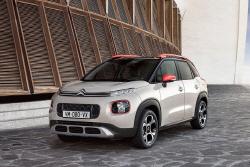 시트로엥의 새로운 컴팩트 SUV, C3 에어크로스