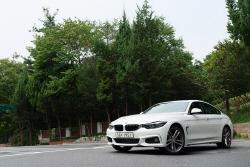 강렬한 드라이빙을 구현한 BMW 435d xDrive 그란쿠페