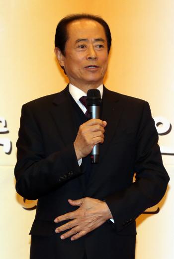 [포토]조흥동 한국무용가, '대한민국 최고무용가상' 수상
