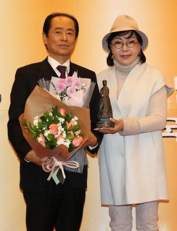 [포토]조흥동, '대한민국 최고무용가상' 수상