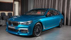 BMW 아부다비 모터스가 선보이는 특별한 존재, BMW ...