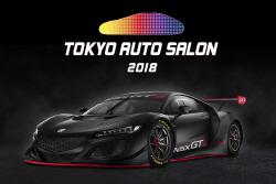 혼다, 2018 도쿄 오토살롱에서 레이스카 총출동!