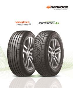 한국타이어, 시트로엥 'C3 에어크로스' 신차용 타이어 공급
